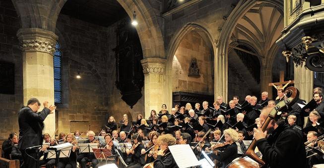 Festkonzert Zum Lutherjahr 2017