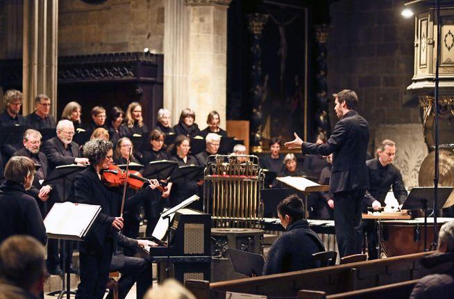 Mystisches Klangerlebnis Morton Feldmann – Rothko Chapel